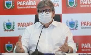 Delegado da PF nega que João Azevêdo tenha sido alvo da 9ª fase da Operação Calvário