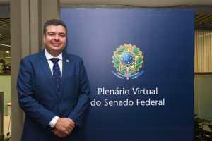 Diego Tavares tem semana movimentada em Brasília, com audiências em ministérios e votações importantes no Senado Federal