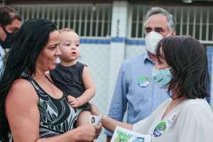 """Edilma Freire garante expansão do Ensino Infantil e Integral: """"seguir cuidando das crianças e adolescentes"""""""