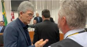 Ricardo Coutinho e outros investigados têm bens bloqueados pelo STJ em nova fase da Operação Calvário