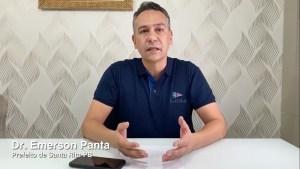 MPPB pede condenação do prefeito de Santa Rita por improbidade administrativa