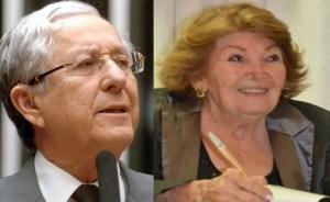 Tião Gomes lamenta falecimentos do ex-deputado Armando Abílio e ex-deputada Socorro Marques