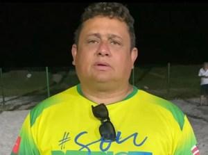 Após Leila Fonseca anunciar apoio a Nilvan, Wallber Virgolino reafirma neutralidade do Patriotas no 2º turno
