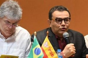 """""""As razões são conhecidas e os números falam por si só"""", diz presidente Nacional do PSB ao analisar fracasso de Ricardo"""