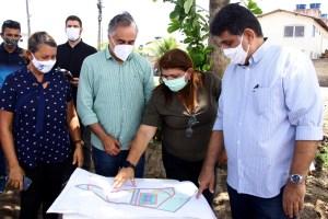 Cartaxo autoriza construção de nova praça no Paratibe ampliando as áreas de lazer na cidade