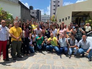 Nilvan Ferreira recebe apoio dos movimentos conservadores de João Pessoa
