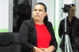 Luciene de Fofinho é alvo do MPE por suspeita de superfaturar contrato de R$ 400 mil