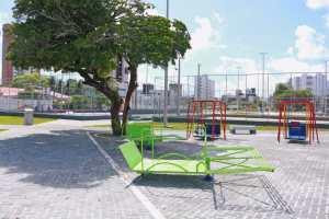 Luciano Cartaxo entrega nova praça no Jardim Oceania nesta segunda-feira
