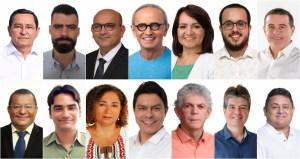 IBOPE: Cícero 22%; Nilvan 15%; Ruy 13%, Edilma 10%; Ricardo 8%; Wallber 7%