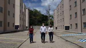 Com obras físicas concluídas, Luciano Cartaxo apresenta Residencial Vista do Verde