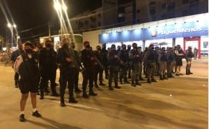 OPERAÇÃO PREVINA-SE: Polícia adverte doze bares por descumprimento de horário na orla de JP