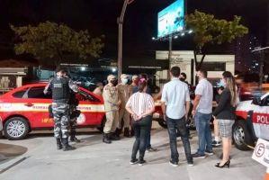 Operação Festa Segura notifica bares e restaurantes de João Pessoa por descumprimento de medidas contra a covid-19