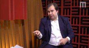 Maia fala em impeachment de Bolsonaro por falta de vacina