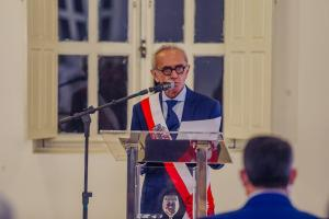 Cícero Lucena anuncia mais quatro auxiliares que vão compor equipe de governo