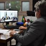 Após reunião com Pazuello, João Azevêdo diz que todo grupo prioritário deve ser vacinado até maio na PB