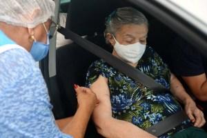Prefeitura de João Pessoa amplia vacinação para idosos a partir de 87 anos