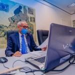 Em participação online, Cícero reforça medidas contra a Covid-19 e anuncia nova secretaria durante abertura dos trabalhos da Câmara