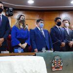 De forma híbrida, Câmara de João Pessoa retoma atividades nesta terça-feira com mensagem do prefeito