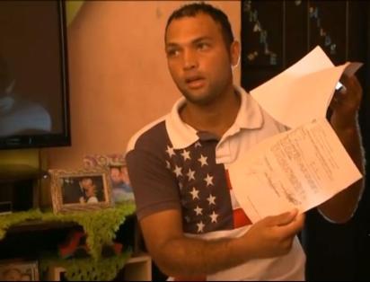 O auxiliar administrativo David Pereira descobriu que sacaram R$ 2.608,00 referentes ao benefício de seguro-desemprego ao qual ele tinha direito.