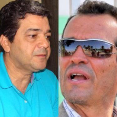 Claudio Cabral e Claudio Guimarães