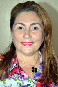 Prefeita de Porto Rico, Rosa Fonseca.