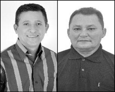 Prefeito e vice-prefeito de Maranhãozinho
