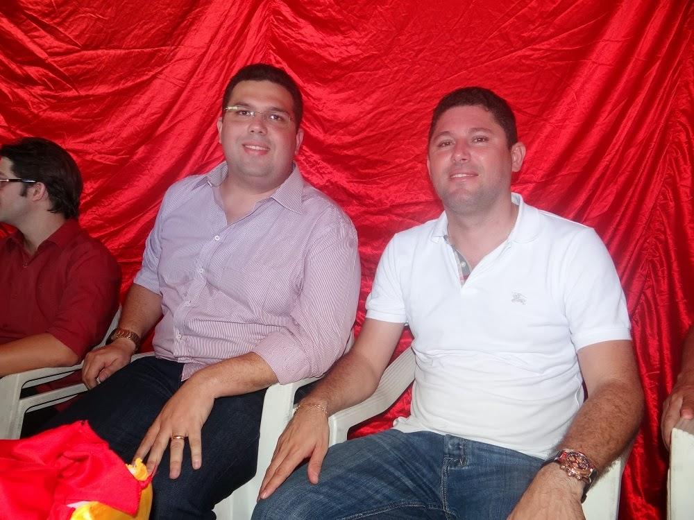 Fabio viu o irmão Hernando Macedo perder, mas 'ganhar' em Dom Pedro.