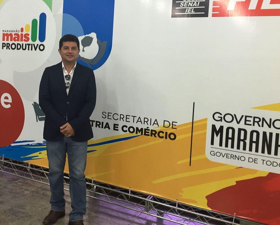 Rogério Albino é um dos sócios da Maxtec, empresa de R$ 94 milhões em contratos