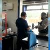 Delegado saca arma após ser impedido de entrar em supermercado sem máscara em João Pessoa e acaba preso