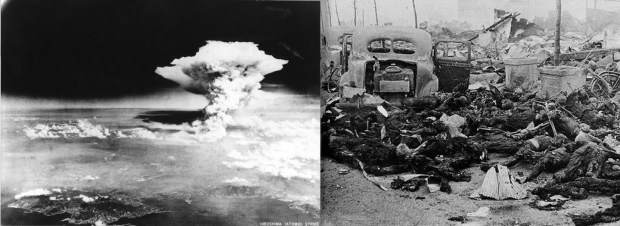 Hiroshima-Bomba HIROSHIMA: 70 ANOS APÓS A BOMBA