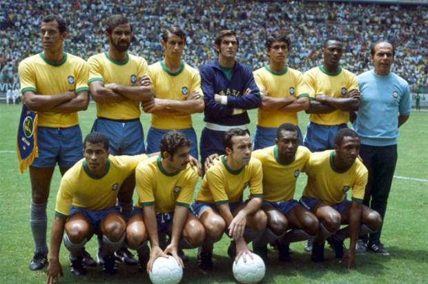 sel O Futebol de Luto: Morre Carlos Alberto Torres
