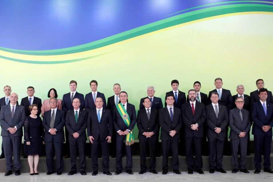 ministros-2 A Maldita Sina de Ser Presidente do Brasil
