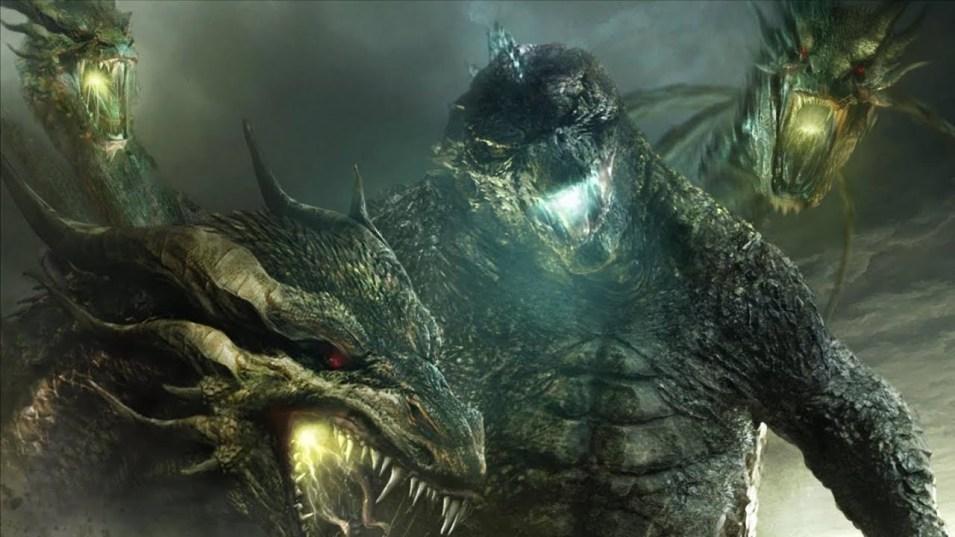 Godzilla-Rei-dos-Monstros Filmes em Cartaz Nos Cinemas Brasileiros