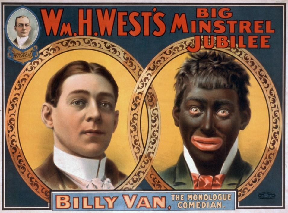 "Blackface2 ""Blackface"": A Piada Racista"