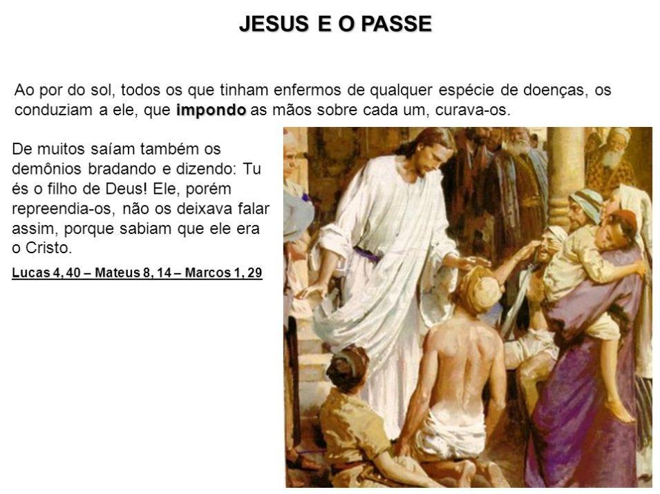 Jesus-e-o-Passe Jesus, o Passe e a Cura (Estudos)