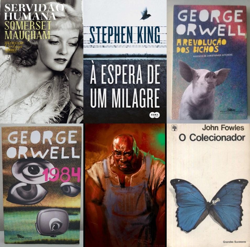 5-Livros Uma Resenha de Cinco Livros Imperdíveis