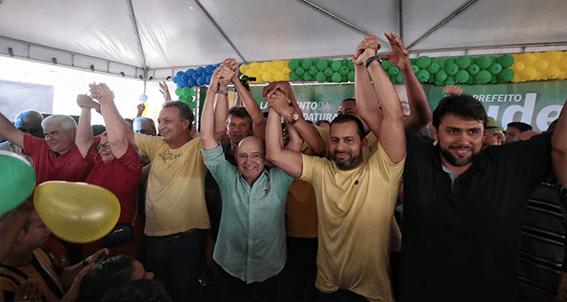 PTB lança pré-candidatura de Eudes à reeleição em Ribamar • Blog ...