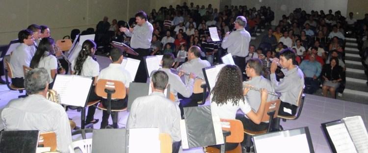 Sociedade Musical Novo Século irá se apresnetar na Sessão Solene. Imagem: Arquivo.