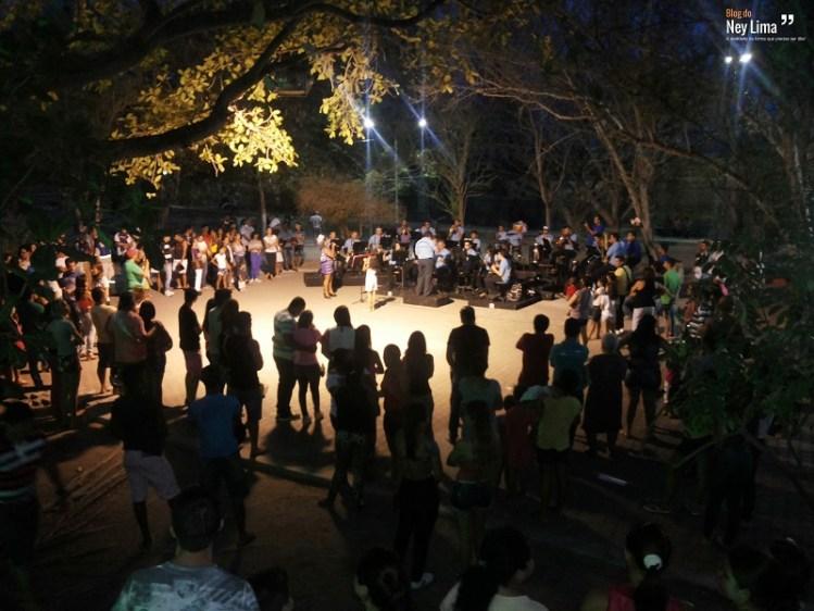 Bom público compareceu para assistir a abertura da temporada de concertos da Novo Século. Fotos: Thonny Hill.