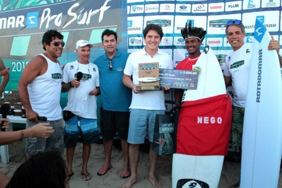Premiação - foto de Rogério Vital (2)