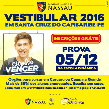 Vestibular_Nassau_Escola_Dinâmica