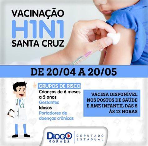 Diogo Moraes H1N1