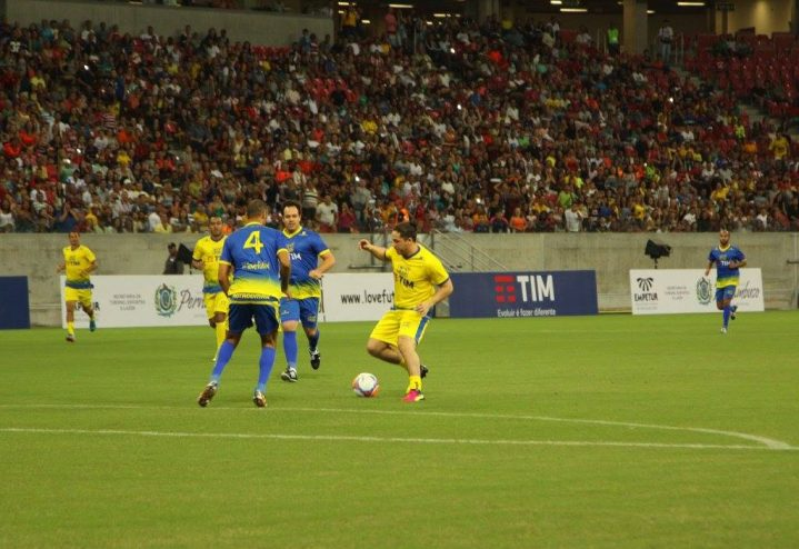 Jogo do Bem - Crédito Inailson Gomes (77) - Wesley Safadão na bola