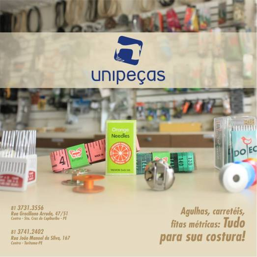 Unipeças 08 2016