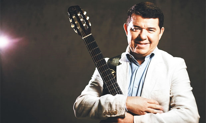 Compositor de Luan Santana, Leonardo, Gusttavo Lima e outros artistas nacionais, estará em Santa Cruz do Capibaribe. Foto: Divulgação.