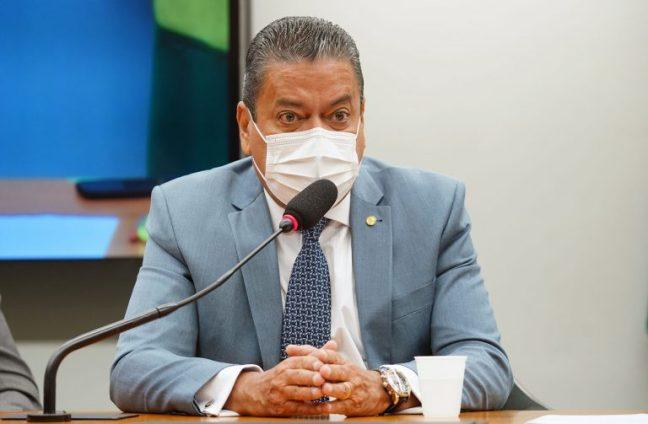 Deputado Hiran Gonçalves (PP-RR)