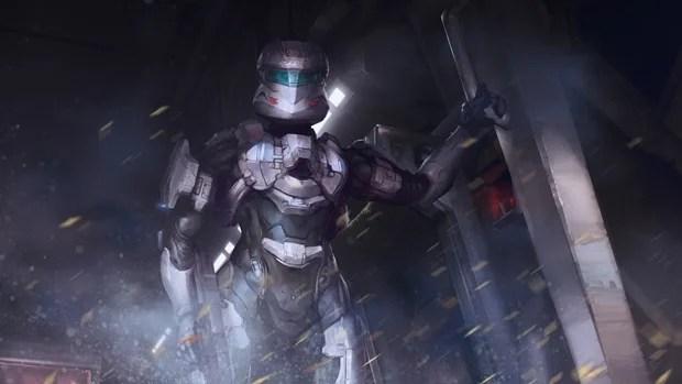 Halo Spartan Assault Cinematic  Palmers Watch