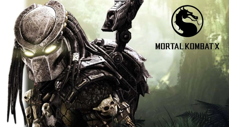 MKX Predator Battle