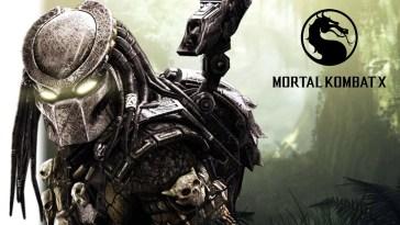MKX Predator Battle