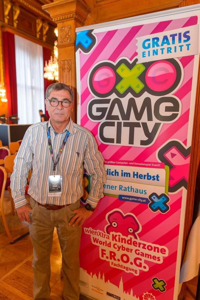 10. GameCity - Pressekonferenz PK, Wiener Rathaus, Wien, 22.9.2016,